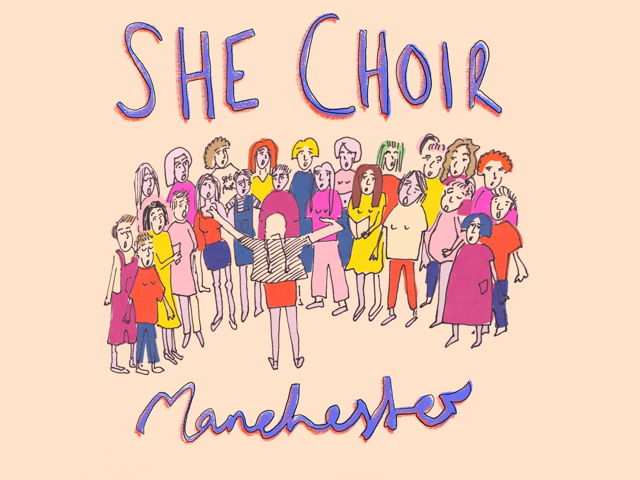 A NIGHT OF ENTERTAINMENT - Thursday 26th September, 7-9pmJoin She Choir at Old Bank Residency for a free and fun-filled evening of SHEs, tees and hobbies and witness the variety of talents that SHE members have to offer at our special OBR event, supported by NOMA.