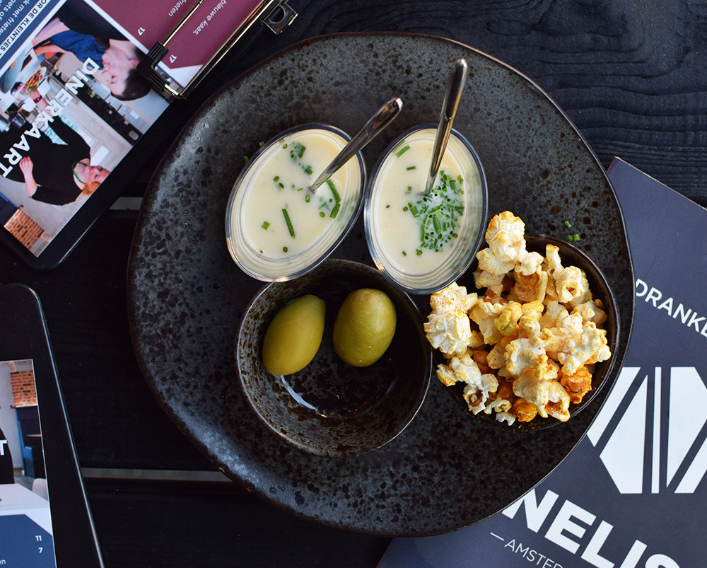 Restaurant NELIS West Amsterdam | Ons Restaurant | Groepsrestaurant Amsterdam
