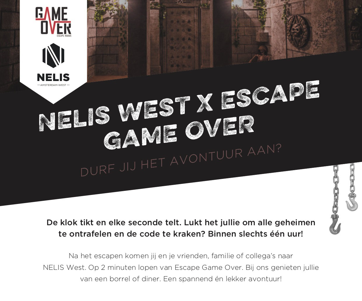Nelis escape Room