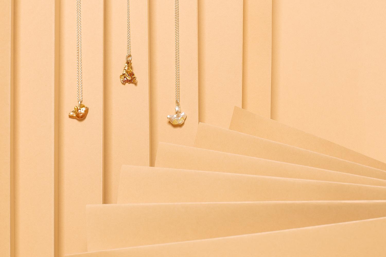 Queen´s Wood Studio Jewellery for Theó & Co