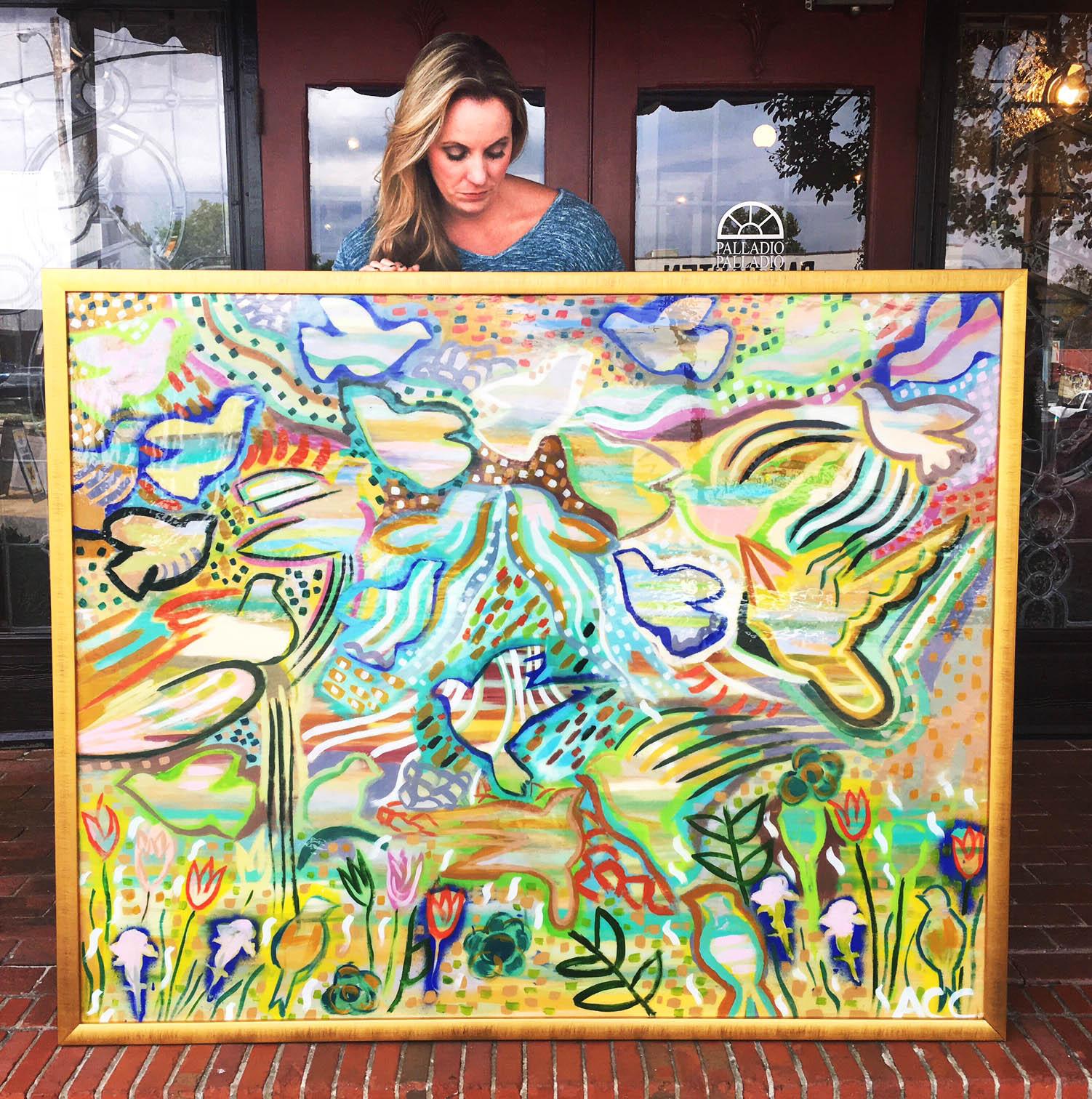 Amy Carlisle Art - Family. Healing. Awareness.