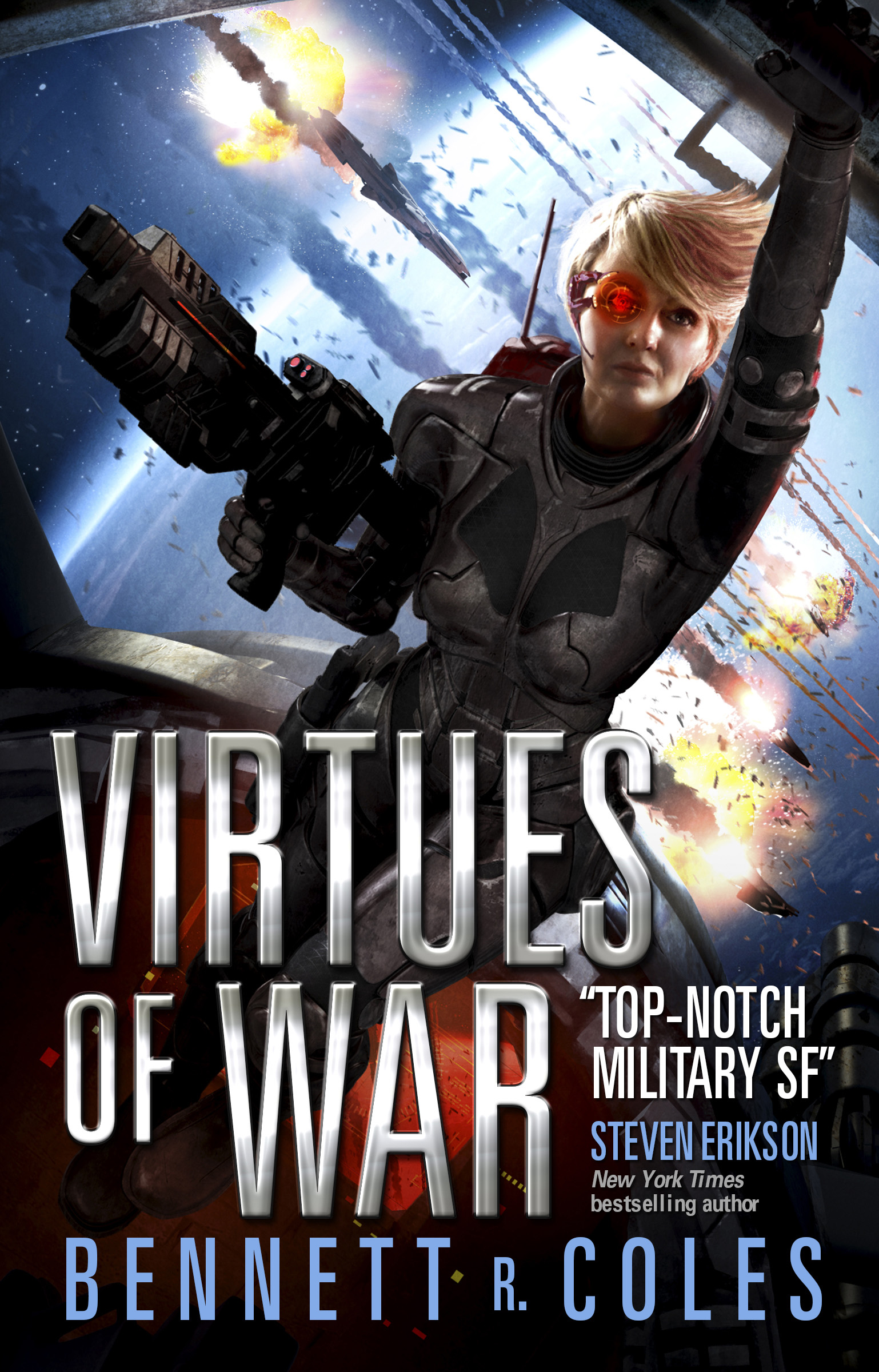 VIRTUES OF WAR Book one