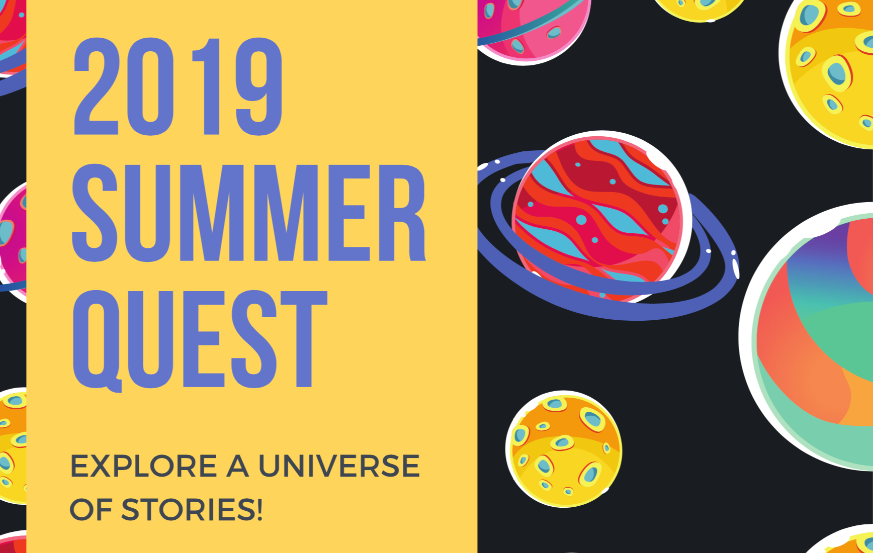 Click the button below to see all the summer programs the Crozer Library has to offer! -