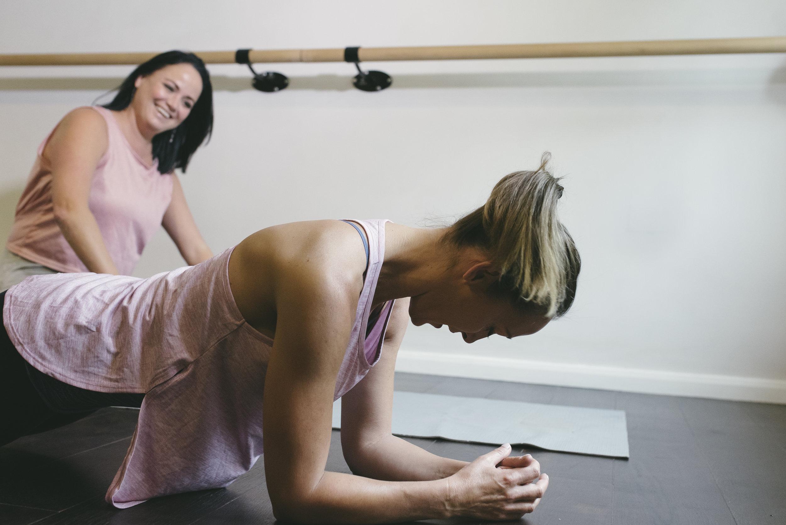 Sarah Maxwell Fitness