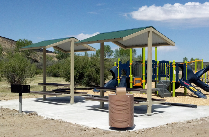 Trail Shelters -