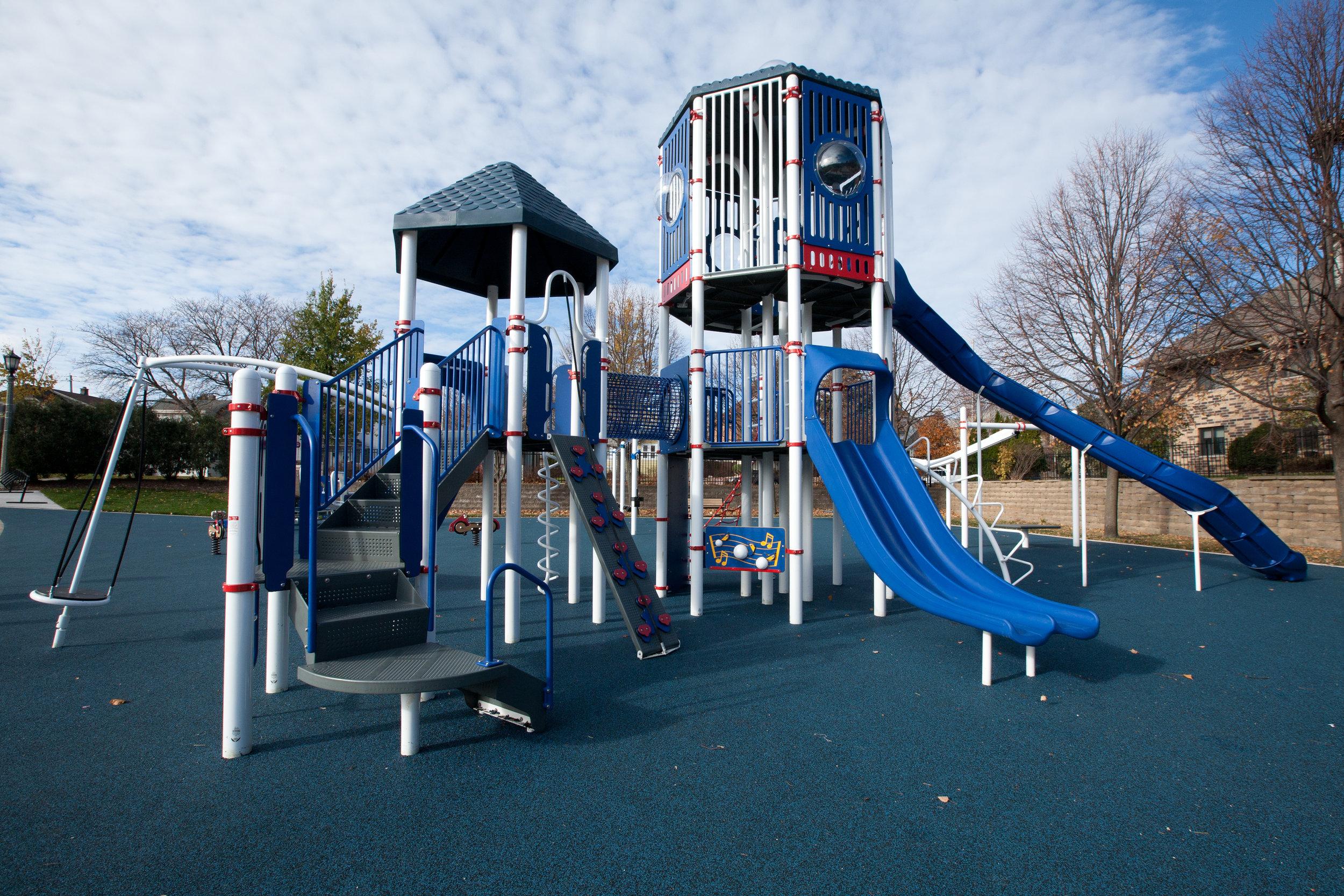 Veterans Memorial Park - West Allis