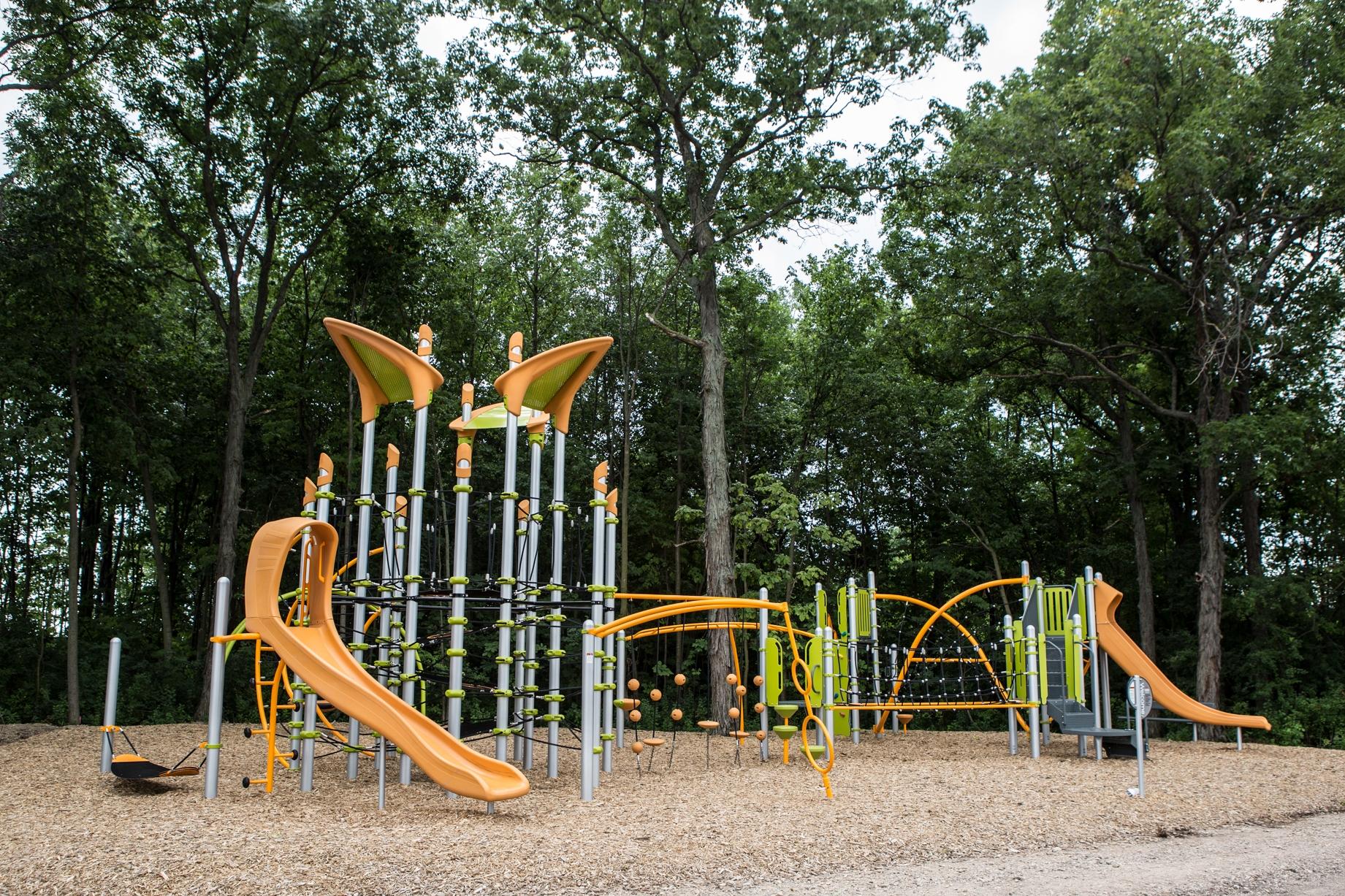 Woodland Prairie Park - Menasha
