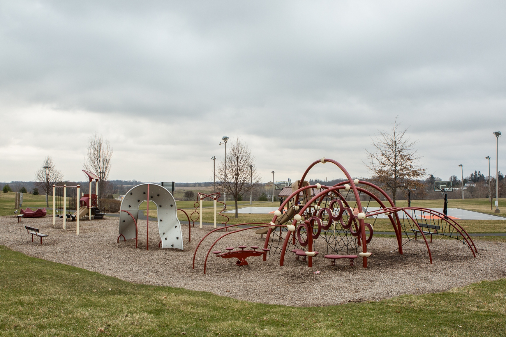 Harris Park - Dodgeville