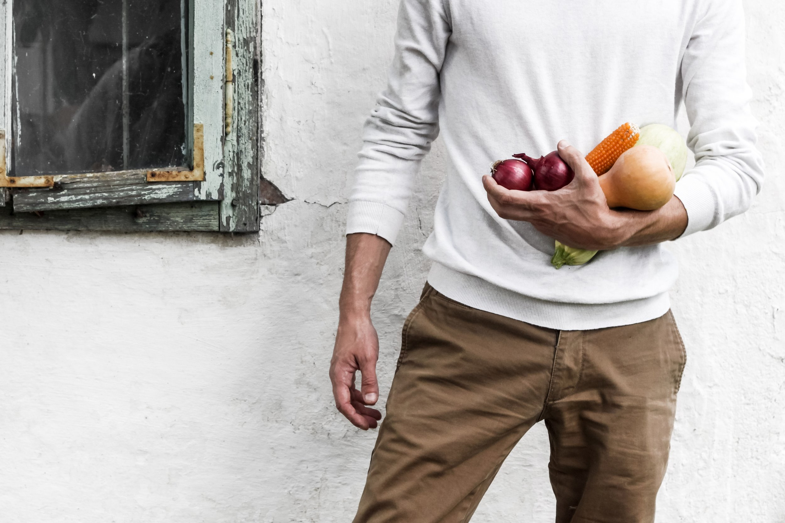 Sustainable Living Vegan Diet