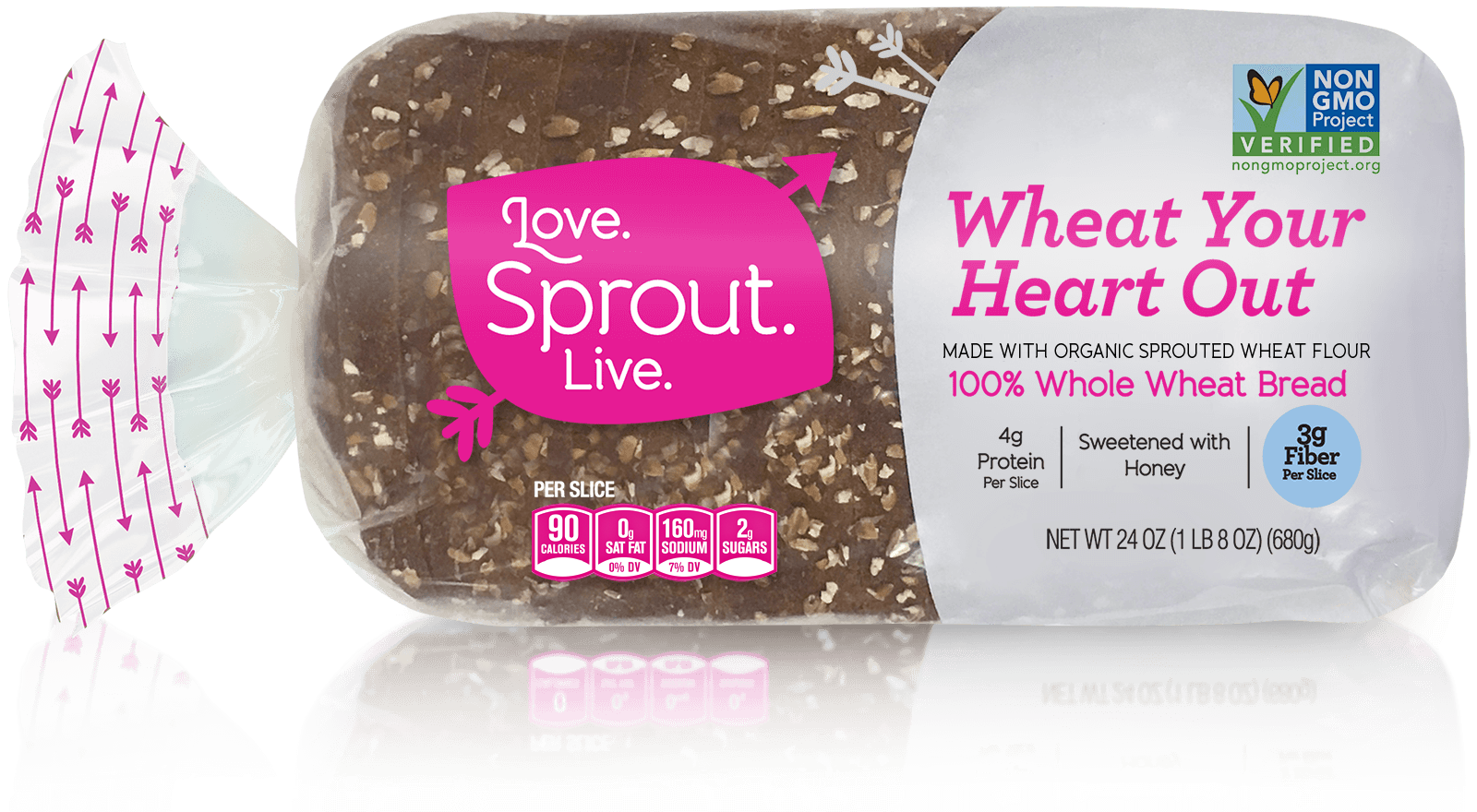Wheat Your Heart Out - Wheat that makes you whole!