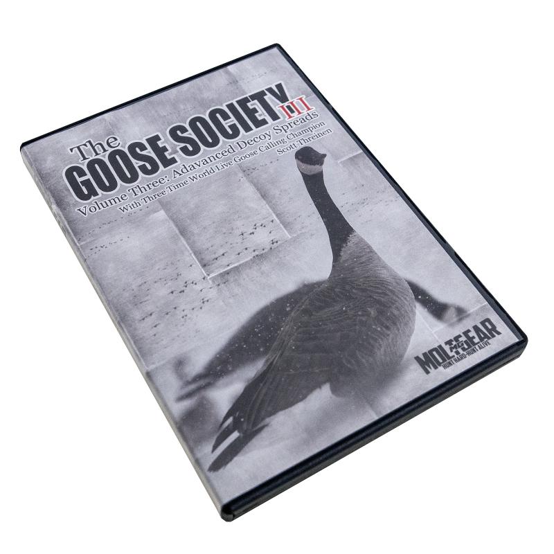 Goose Society 3 DVD $19.99