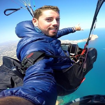 7 AUGUST 2019:  Daredevil BASE jumper  RUBEN CARBONELL  was recording for his YouTube channel at one a.m.when he threw himself off a 150-foot chimney in   Alicante, Spain. His parachute did not open. He was twenty-nine.