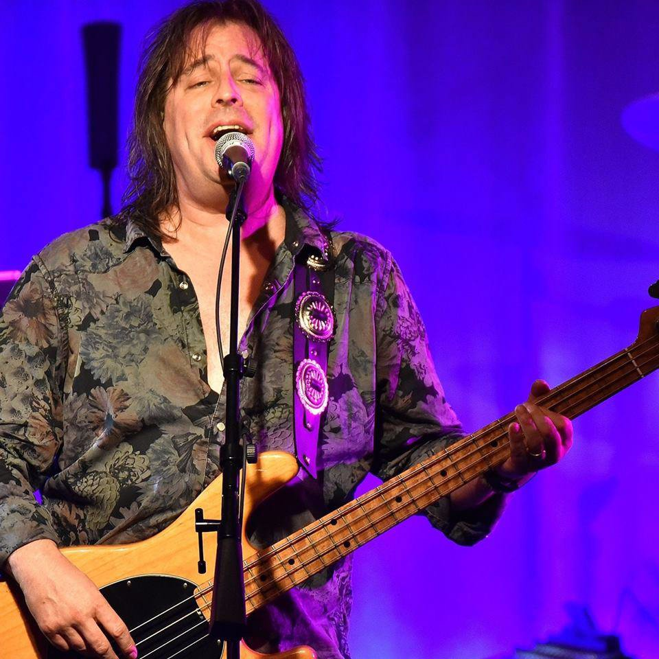 23 AUGUST 2019: MASON SWEARINGEN , singer and bassist of Chicago tribute band Beginnings, suffered a fatal heart attack onstage during a concert at Newbridge Road Park in Bellmore, L.I., N.Y. He was fifty-one.
