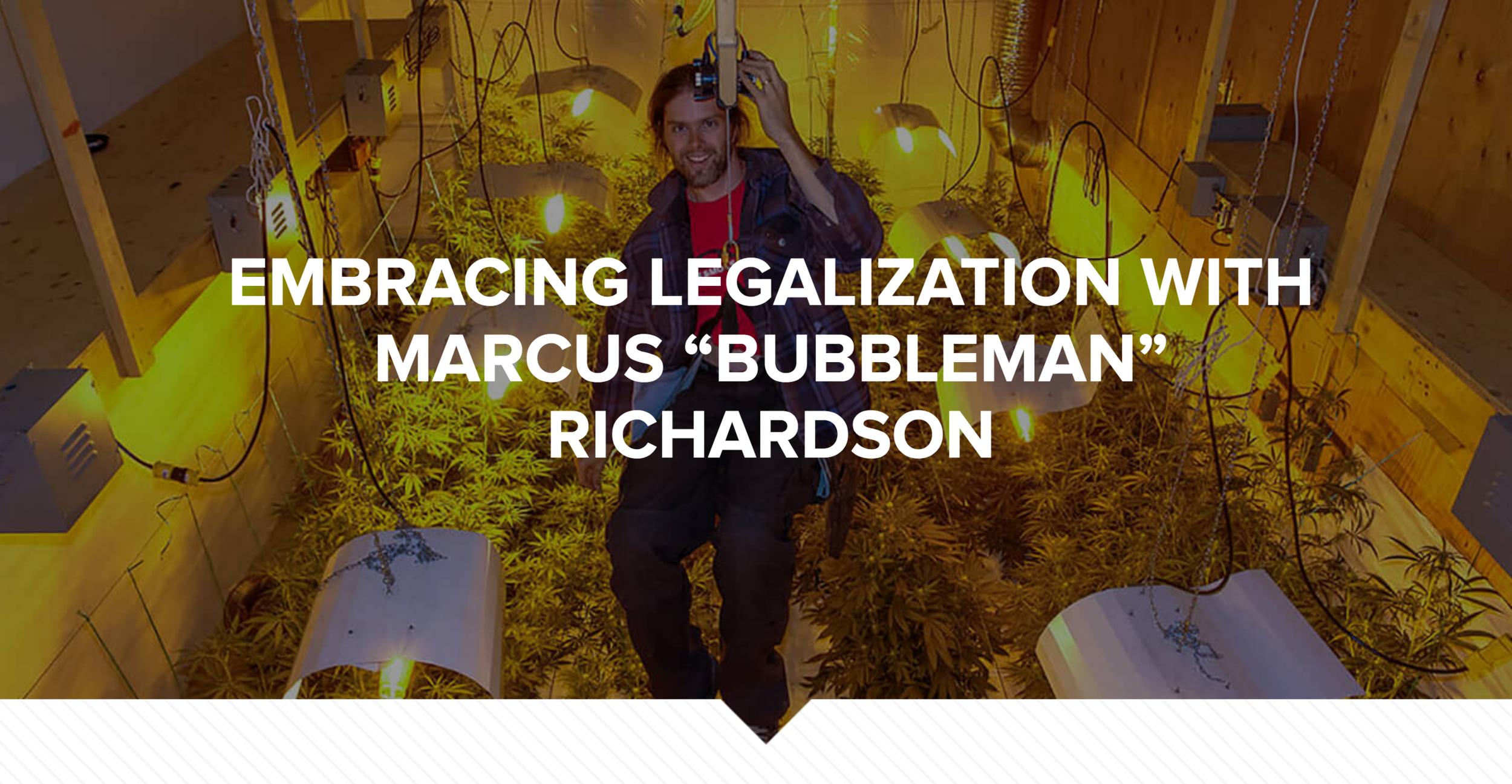 marcus richardson bubbleman
