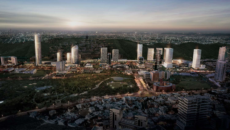 Estas son las fases en las que consistirá Distrito Armida - El nuevo proyecto de GM Capital que conecta a las personas con sus necesidades