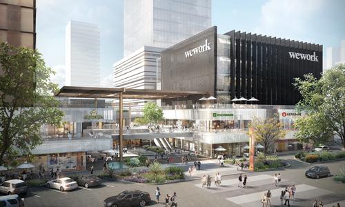 Así será WeWork en Distrito Armida - Un espacio para crear conexiones laborales