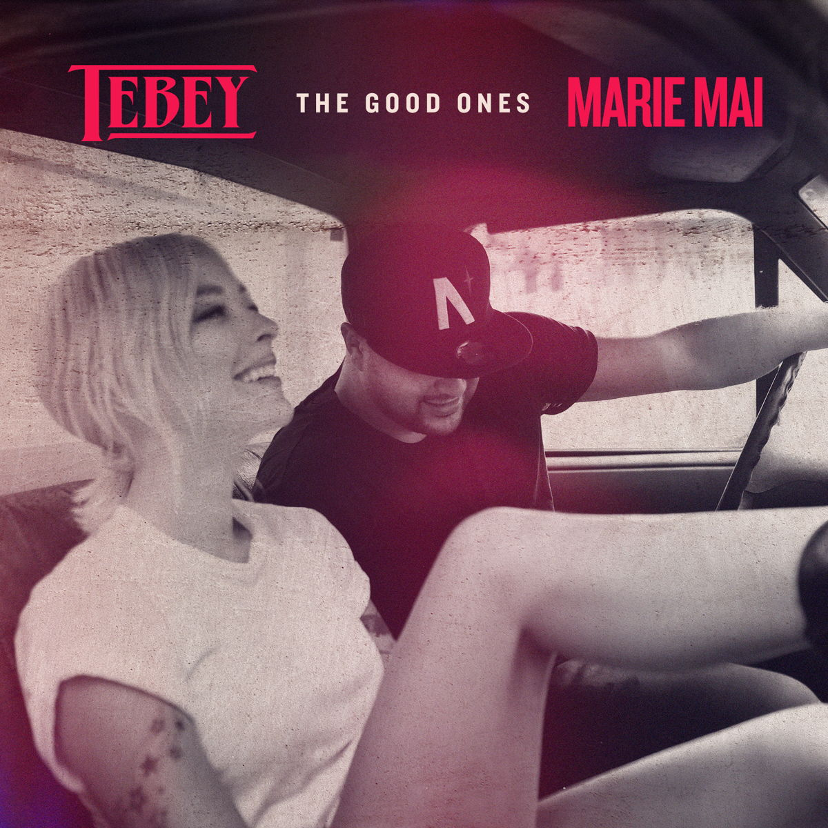 The Good Ones - Tebey and Marie Mai -  Available Now  (At Radio October 9, 2019)