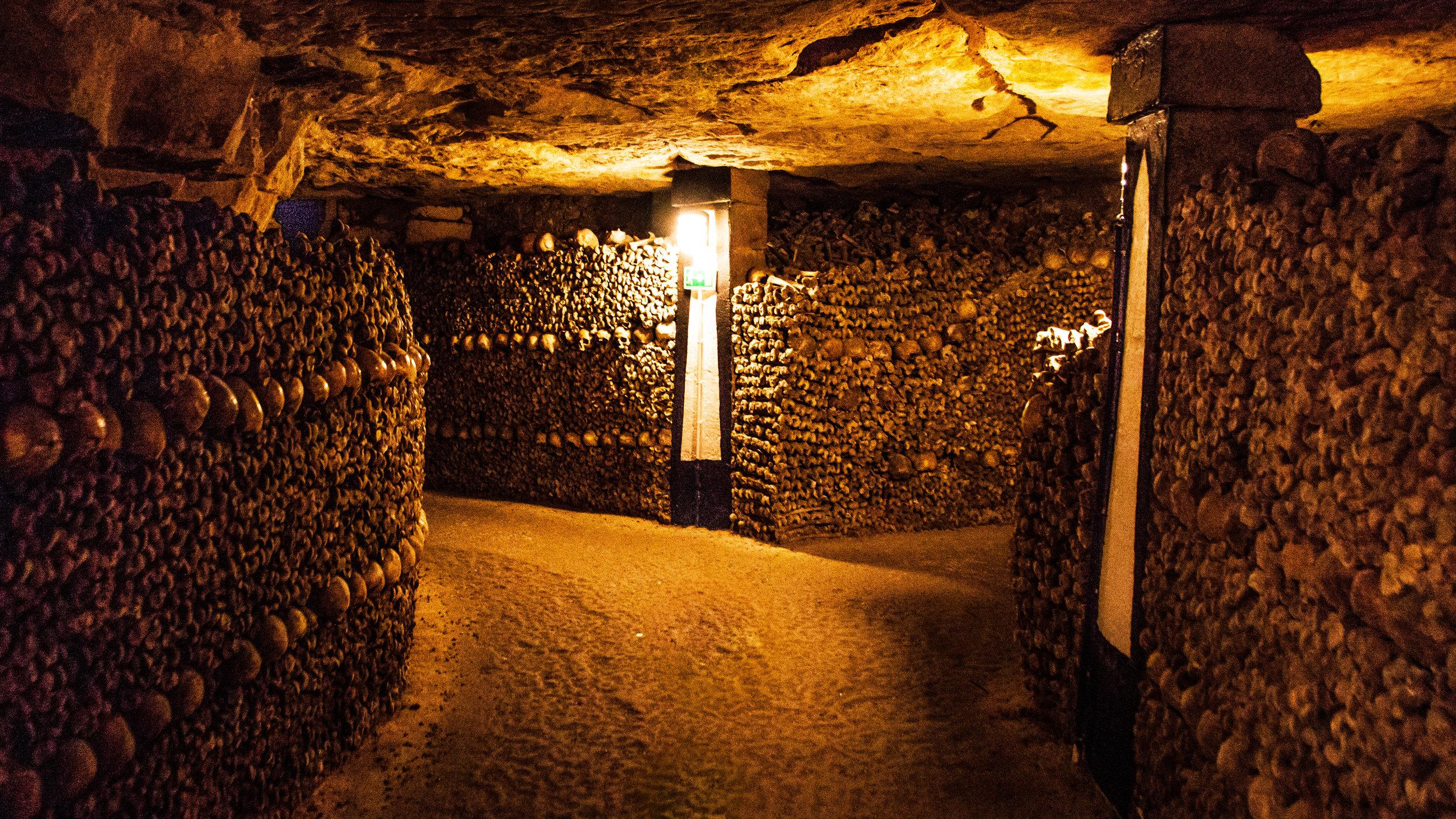 Catacomb adventures