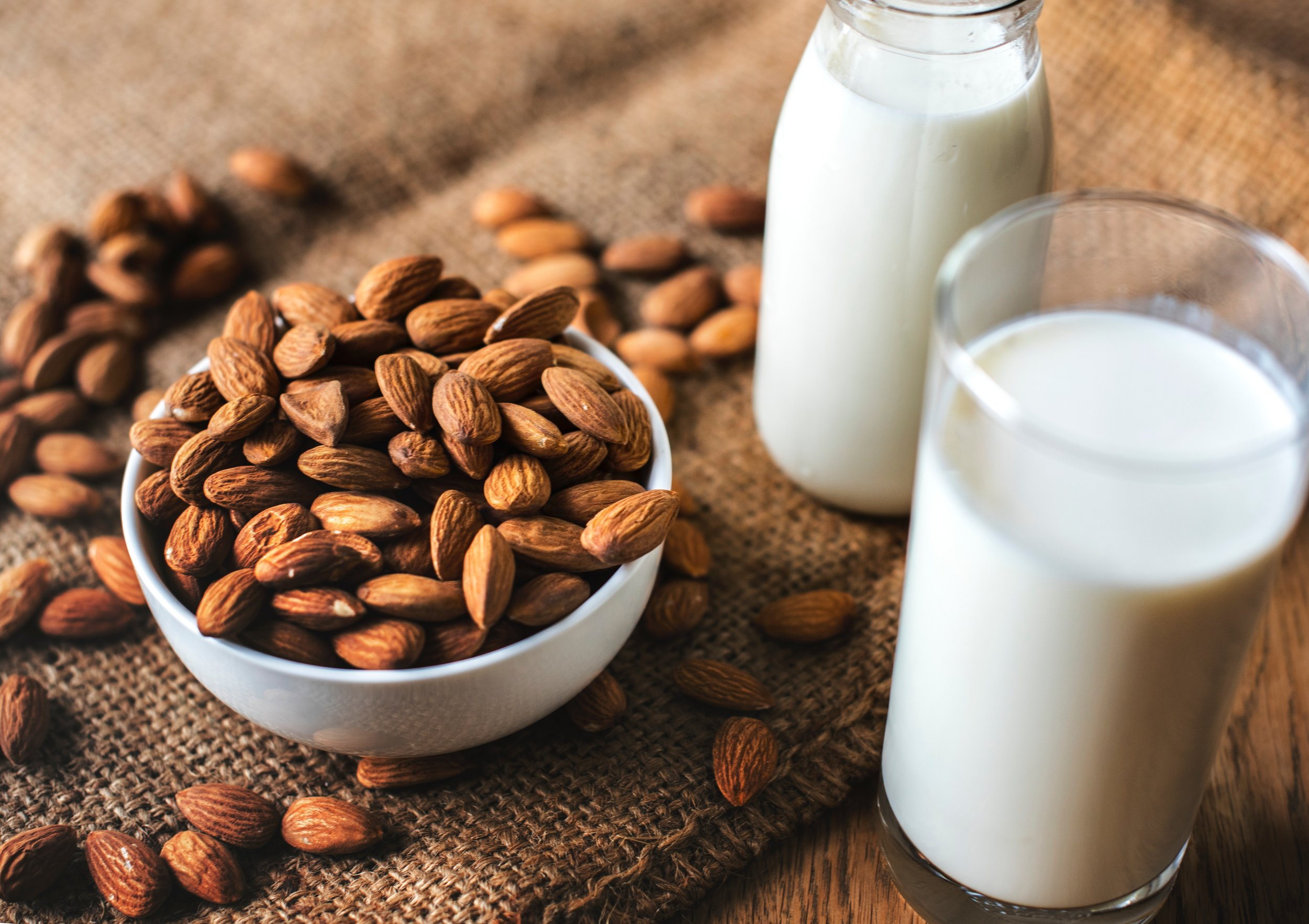 Homemade Nut Milk Almond Milk Completely Golden Recipe.jpg