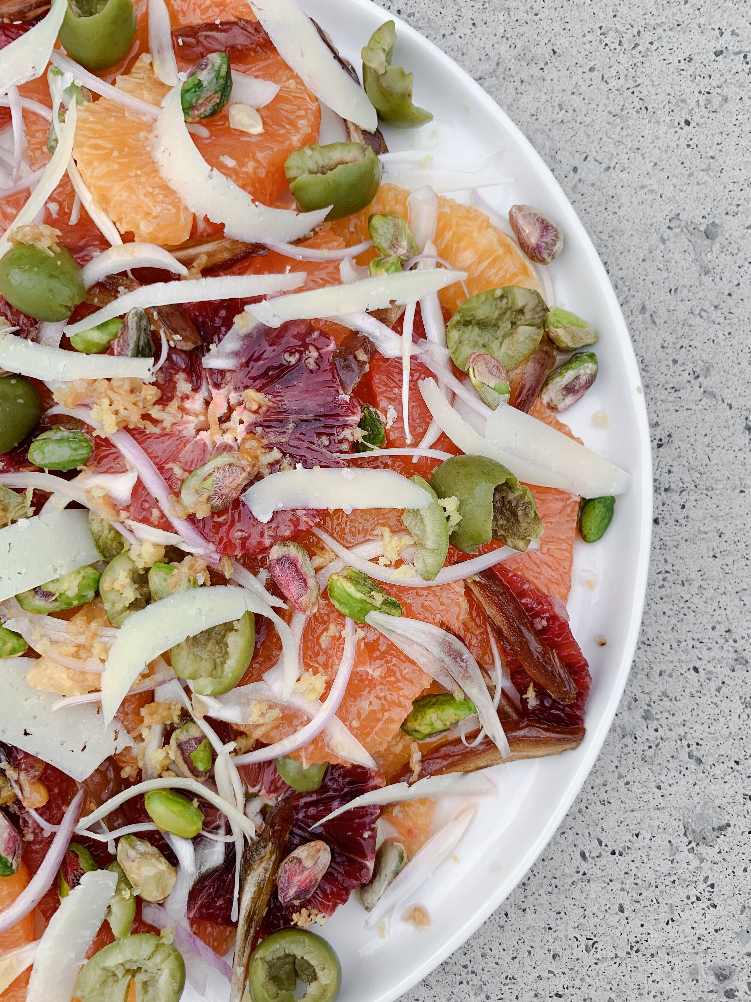 Summer Citrus Salad with Olives Dates and Cheese Personal Chef Tess Palma-Martinez New York.jpg