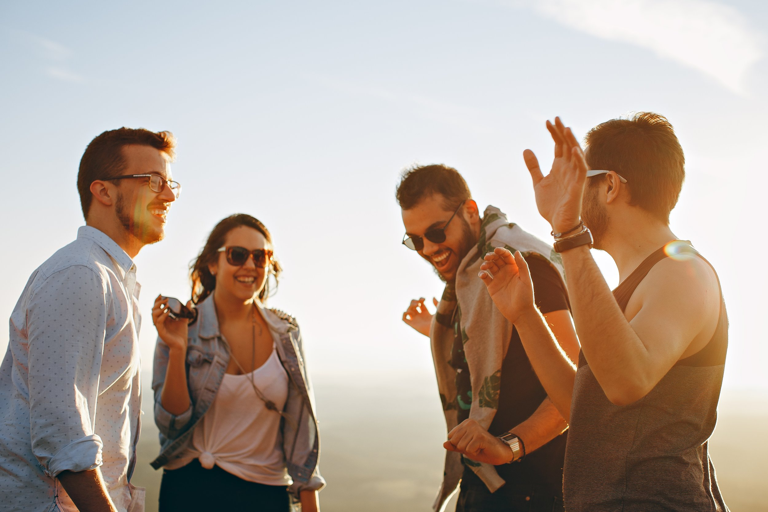 Better Communication - Learn how to connect with each other beyond words and really hear and be heard.