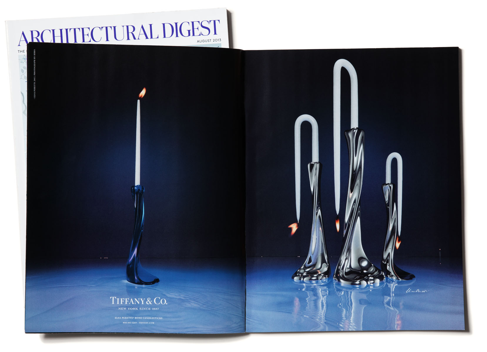 Elsa Peretti Candlesticks, Image By Hiro, 2012