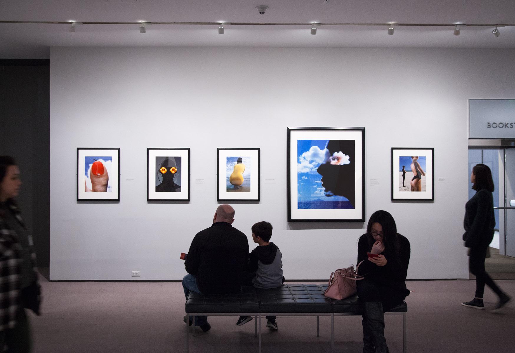 HIRO, MFA Boston, Exhibition, 2015 - 2016