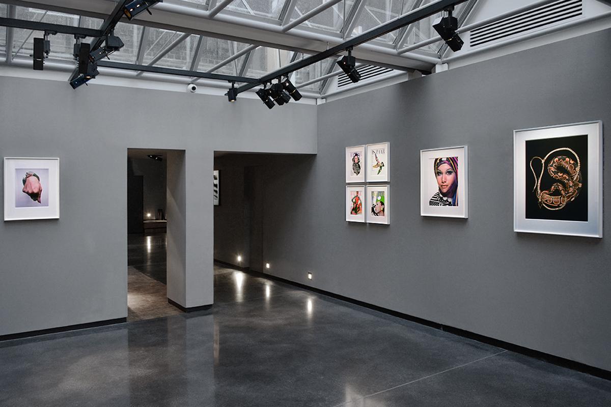 HIRO, Hamiltons Gallery, London, 2018