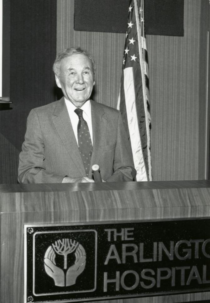 Dr. William D. Dolan