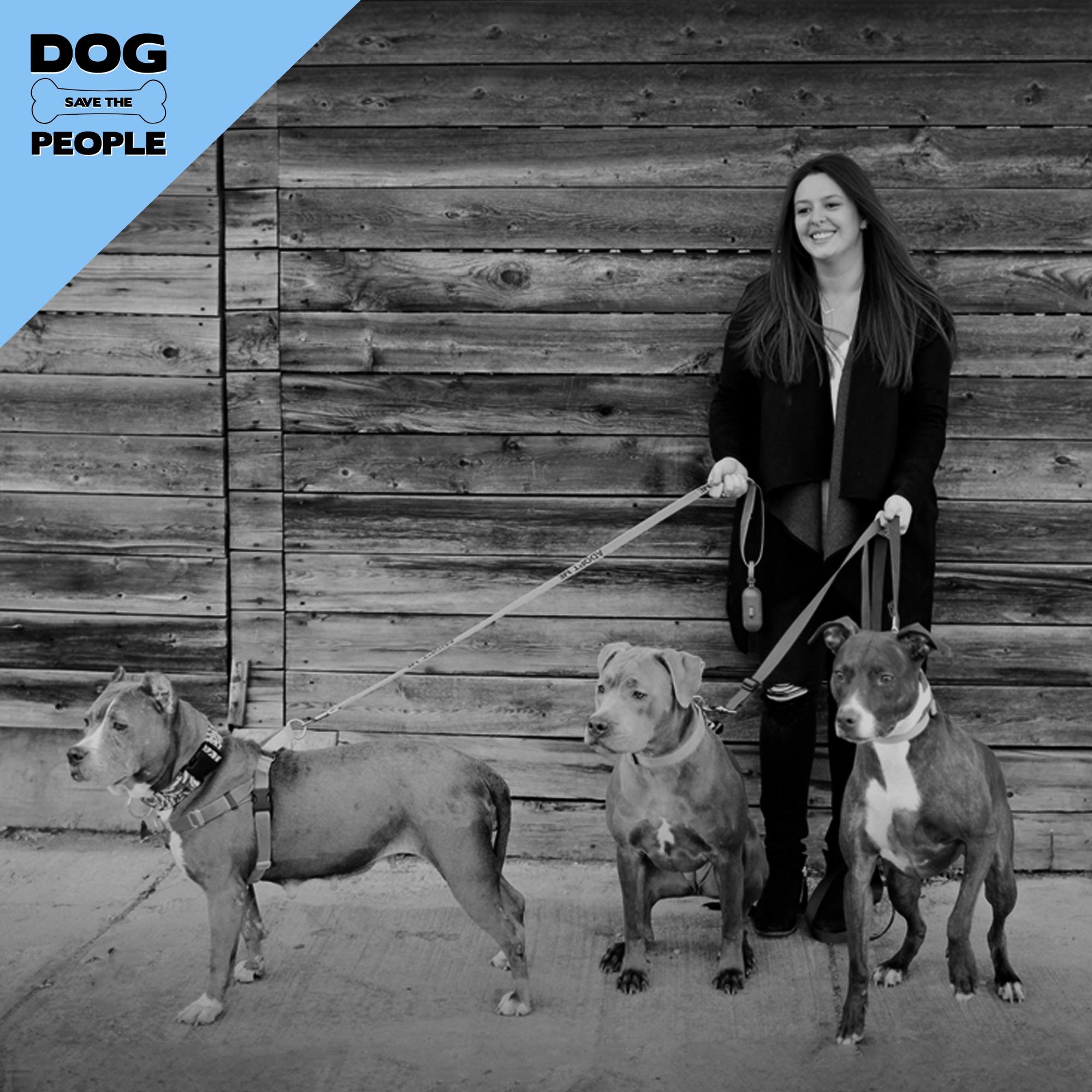 Samantha Cheriff - Dog Save The People
