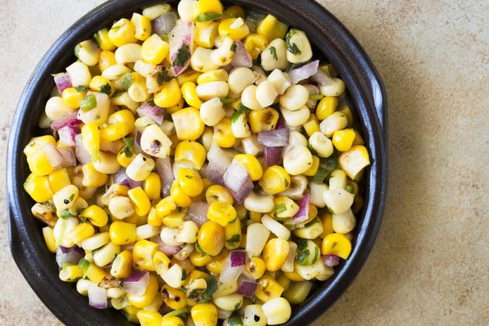 Farmers Market Corn Salsa -2