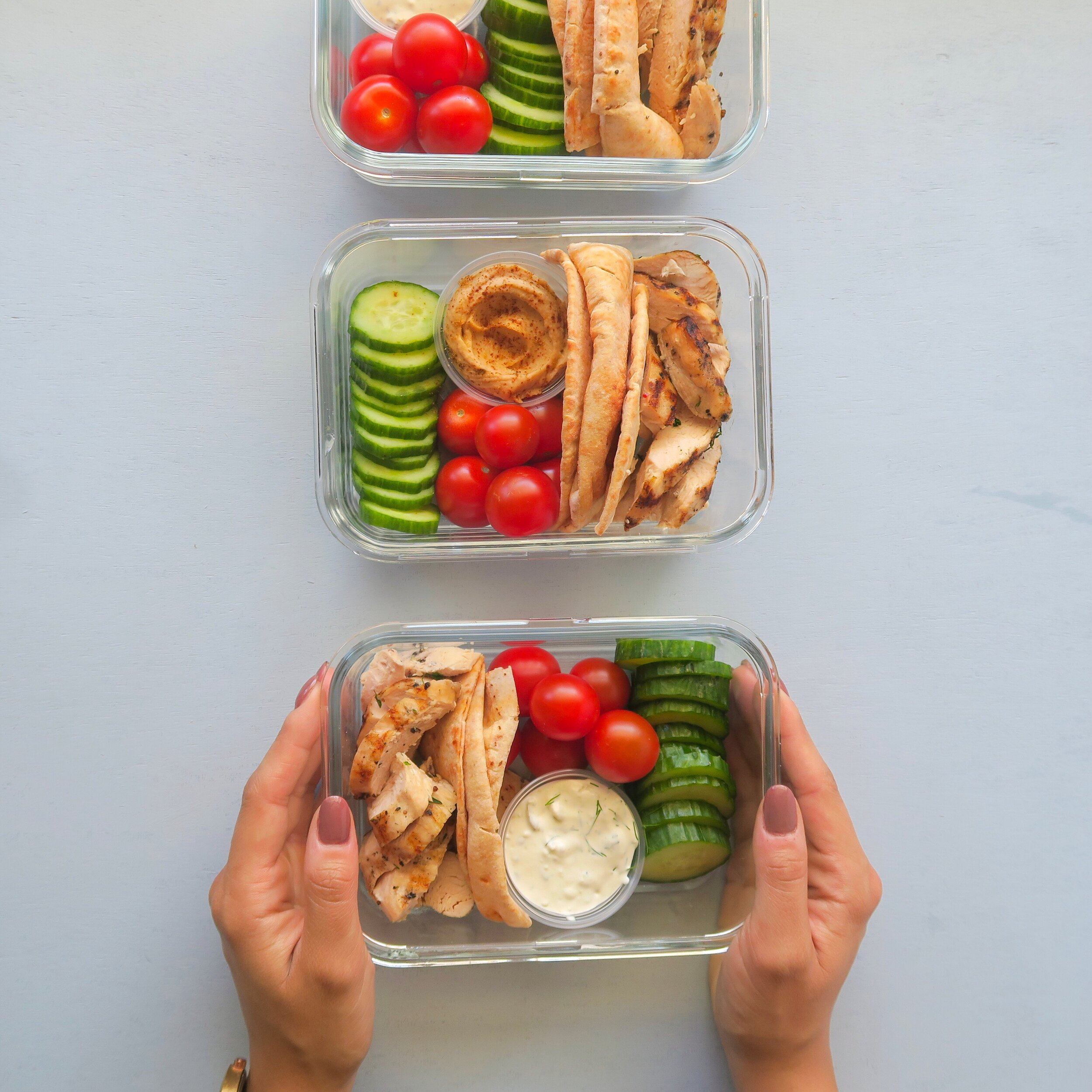 Getting Started with MEal Prep , Best Containers for Meal Prep