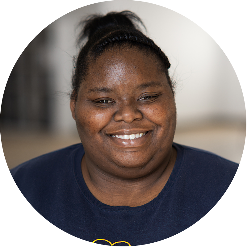 Amber Hinton - Production Support