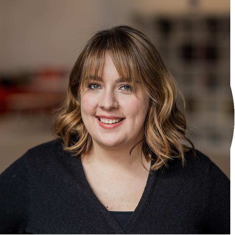 Lauren Knill - Development & Outreach Coordinator