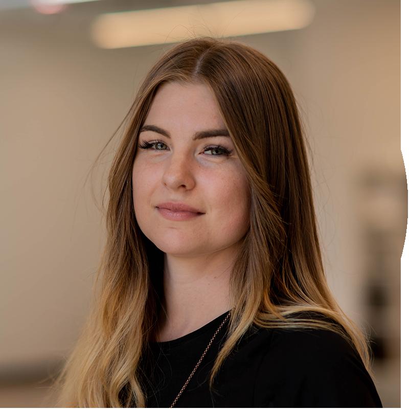 Kelsey Grigal - Case Manager