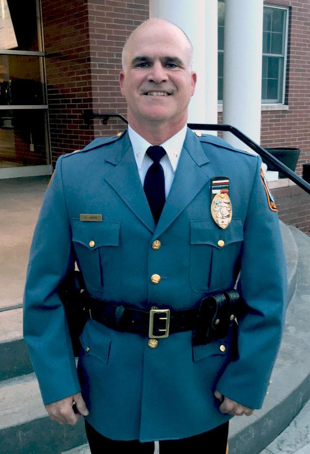 mahwah police chief stephen jaffe bergen county new jersey