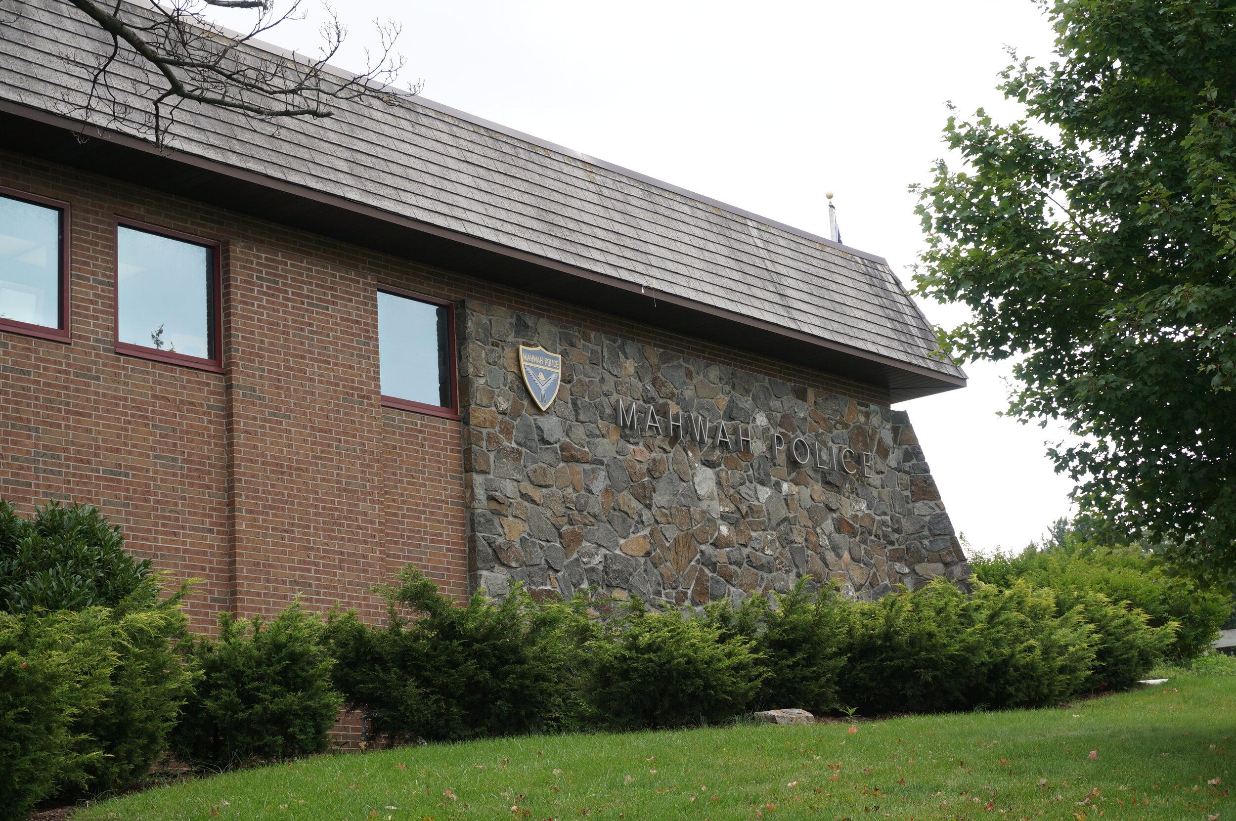 Mahwah Police Department Headquarters NJ