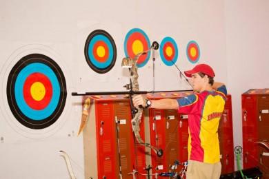 Emmanuel College Archery Center