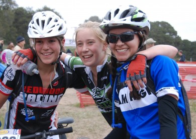 Friendships forming as a result of racing together