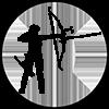 recurve archer icon