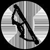 compound bow icon