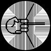 bow draw icon