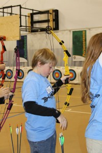 archery student