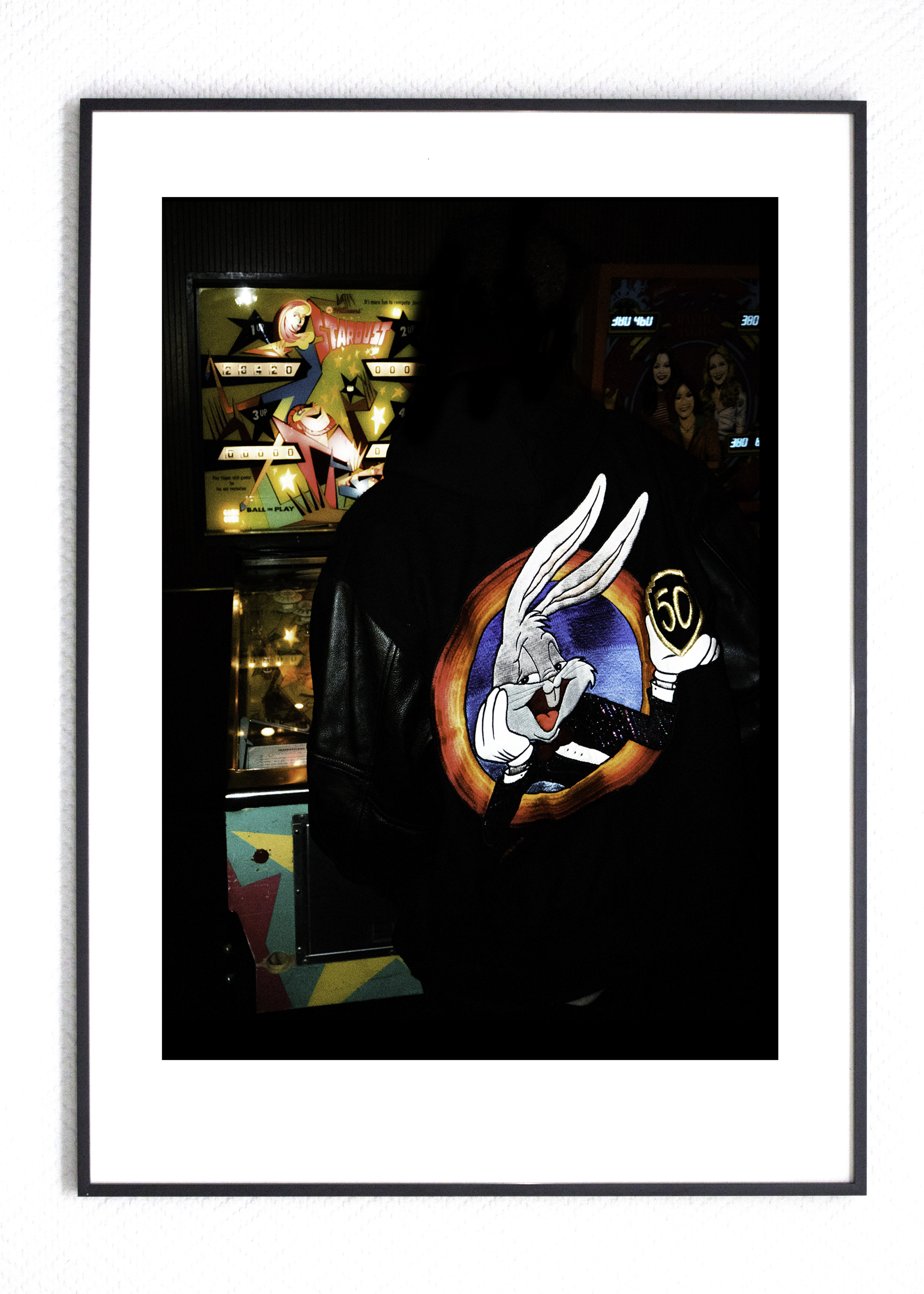 Looney in Action Edition 15+1AP Fine Art Giclée Print 2500,-