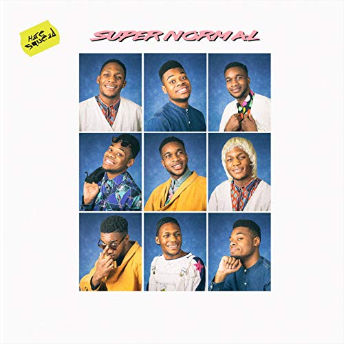 'SUPERNORMAL EP' (14th OCTOBER 2016)