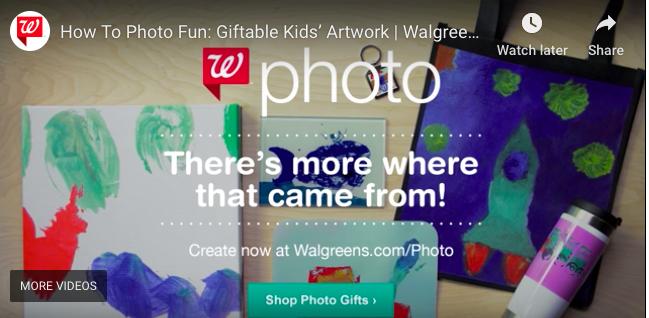 Copy of Walgreens Photo - Video Content Campaign
