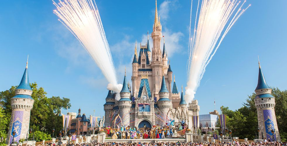 Copy of Walt Disney World - Interactive Display
