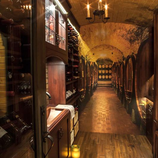 Vintage Wine Cellar