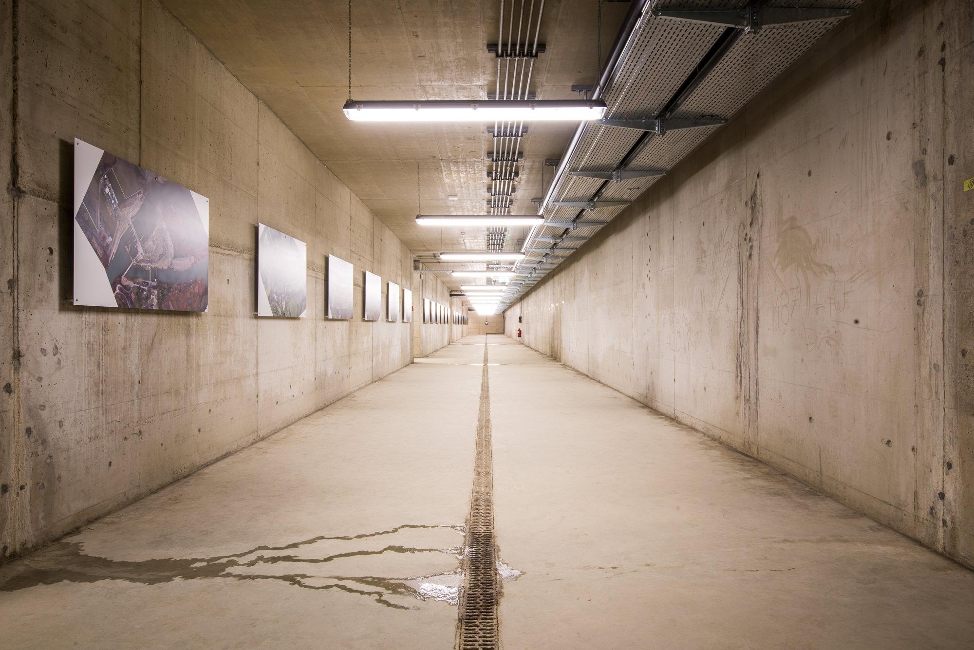 Wasserkraftwerk Hagneck