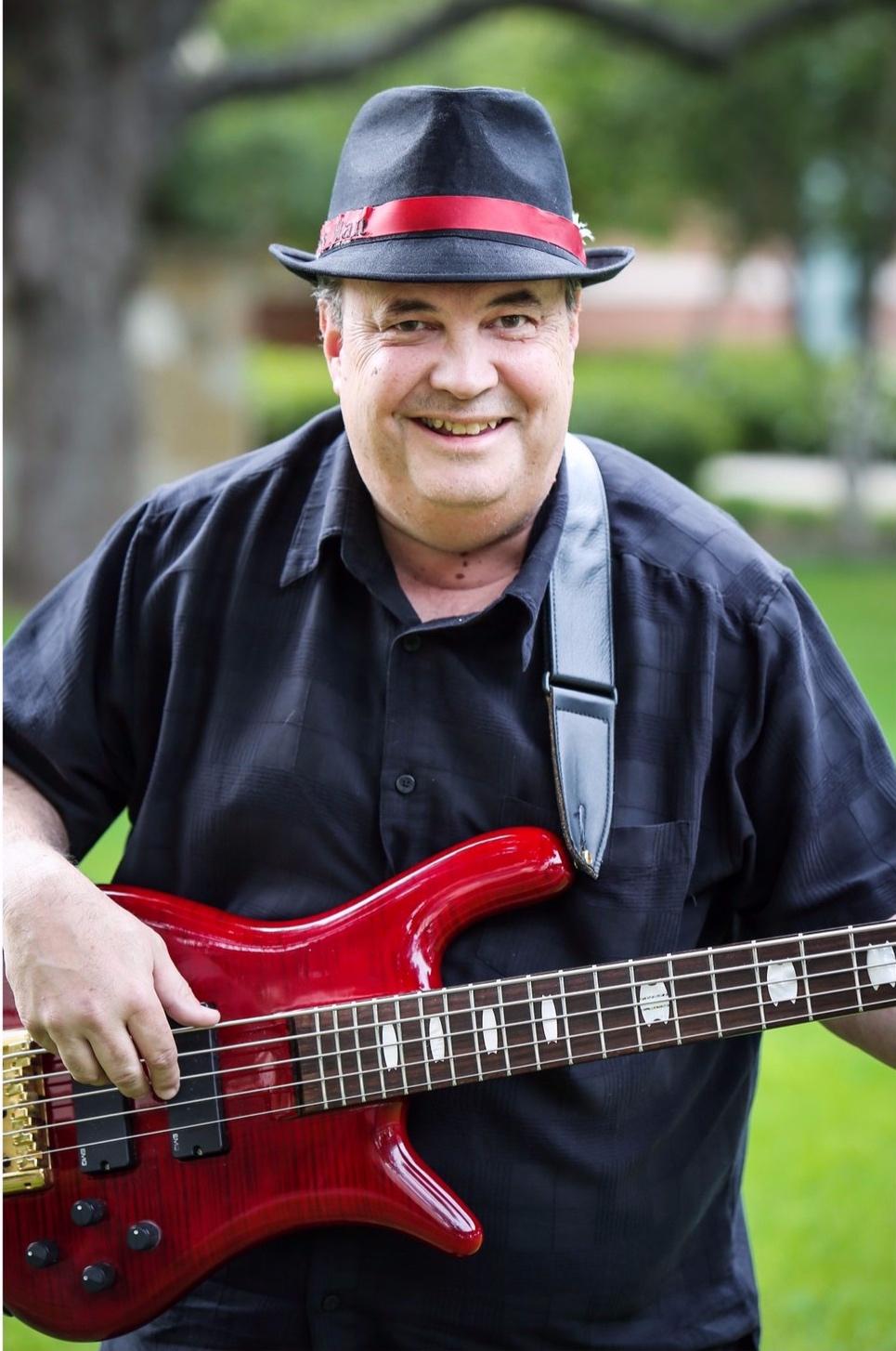Bill Andrews - Bass Guitar